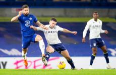 Chelsea 1-1 Aston Villa: The Blues Masih Seret Kemenangan