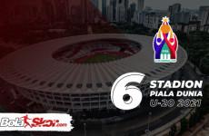 Ketum PSSI Sebut 6 Stadion Piala Dunia U-20 2021 Masih Bisa Berubah