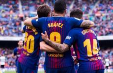 Saga Transfer: PSG Siapkan Rp7 Triliun untuk Boyong Suarez-Coutinho dari Barcelona
