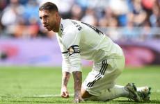 Sergio Ramos Bicara soal Tugas Menjadi Algojo Penalti Real Madrid