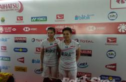 Atasi Mata Kunang-Kunang dan Grogi, Kunci Greysia/Apriyani ke Final Indonesia Masters 2020