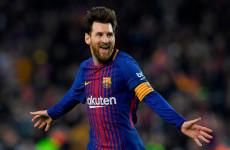 Barcelona 1-0 Atletico Madrid: Messi Jadi Pahlawan Blaugrana