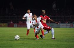 Hasil Liga 1 2019: Persebaya dan PSIS Menang Besar, Persija Jakarta Takluk di Lampung