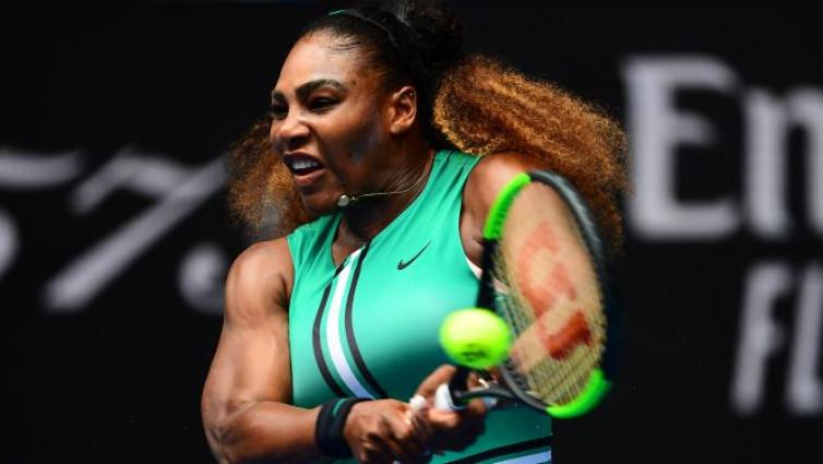 Meski Belum Lama Melahirkan, Serena Williams Melaju ke Babak Kedua Australia Open
