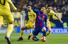 Barcelona Vs Villarreal, Tuah Camp Nou dan Pertahanan yang Rapuh