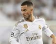 Eden Hazard Masih Memble di Real Madrid, Thibaut Courtois Tak Khawatir