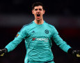 Courtois Menjadi Prioritas Presiden Real Madrid