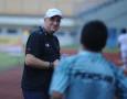 Intip Keseruan Pelatih Persib Selama PPKM
