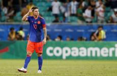 Fokus di Timnas Kolombia, James Rodriguez Ogah Pikirkan Masa Depan