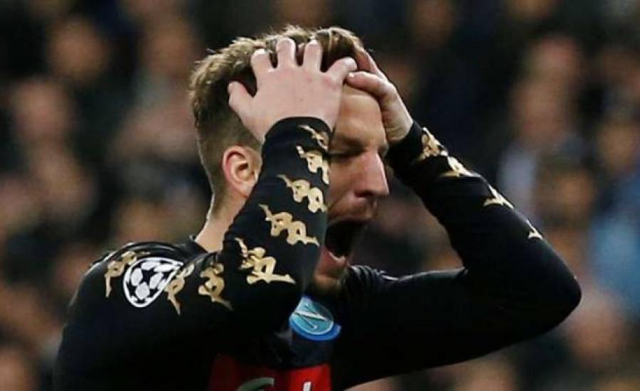 Kalah dari Madrid, Mertens menyesal Gagal Memaksimalkan Peluang Gol
