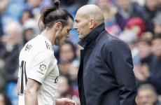 Sang Agen Ungkap Fakta dalam Hubungan Gareth Bale dan Zinedine Zidane