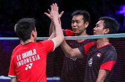 Hong Kong Open 2019: Ahsan/Hendra Melaju Mulus, Jonatan Harus Lewati Tiga Gim