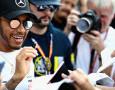Hasil Lomba F1 GP Meksiko: Lewis Hamilton Kunci Gelar Juara Dunia