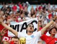 Piala Dunia 2018: Inggris ke Semifinal, Fans Rusuh di Toko Furniture Swedia
