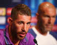 Terancam Dipecat, Sergio Ramos Bela Zinedine Zidane