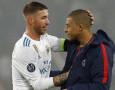 Mbappe Ngebet Pindah ke Real Madrid, Sergio Ramos Beri Wejangan