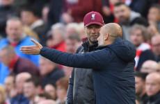 Pep Guardiola Sebut Liverpool akan Tertekan karena Sudah Lama Tak Juara