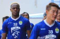 Persib Bandung Kembali Rekrut Victor Igbonefo