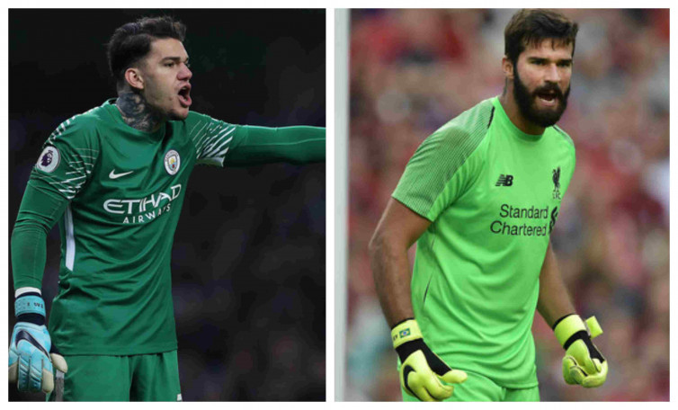 Manchester City Vs Liverpool: Duel Kiper Samba, Komparasi Ederson Vs Alisson