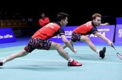 Final Indonesia Open 2019: Kalahkan Hendra/Ahsan, Kevin/Marcus Kukuhkan Diri Sebagai Penguasa Istora