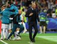Zidane bersama Daftar Pelatih Tersukses di Liga Champions