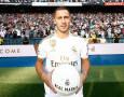 Dihadiri 50.000 Penonton, Euforia Kedatangan Eden Hazard Belum Tandingi Cristiano Ronaldo