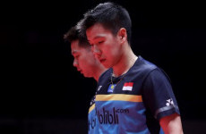 World Tour Finals 2018: Kevin/Marcus di Ujung Tanduk