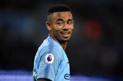 Gabriel Jesus Ganti Nomor Punggung di Manchester City
