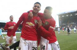 Libas Tranmere Setengah Lusin Gol, Man United Ukir Sejumlah Catatan Menarik
