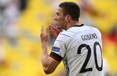 Piala Eropa 2020: Robin Gosens, Hampir Jadi Polisi di Awal Karier