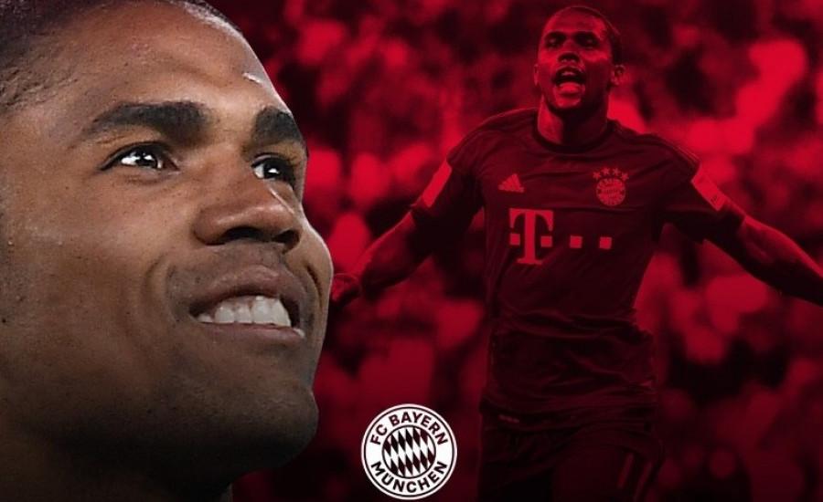 Deadline Day: Douglas Costa Resmi Kembali ke Bayern Munchen