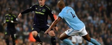 Manchester City Berbagi Angka 1-1 Dengan Everton