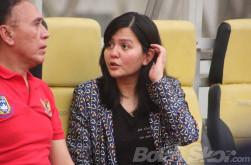 Tolak Sriwijaya FC, Ratu Tisha Gabung Klub Liga 2 Perserang Serang