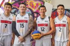 Timnas Basket 3x3 Butuh Pemain Naturalisasi