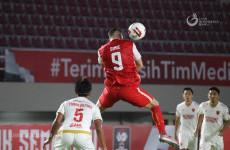 Marko Simic Tak Menggigit, Pelatih Persija: Belum Tune In