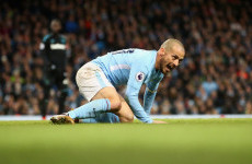 Shakhtar Vs Man City, David Silva Dipastikan Absen