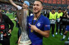 Chelsea Merelakan Kepergian Eden Hazard