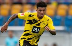 Absen di Piala Super Jerman, Sinyal Jadon Sancho Gabung Manchester United Menguat