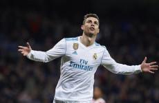 Ronaldo Dipuji Setinggi Langit oleh Trio Madrid Usai Mencetak Hattrick ke-50
