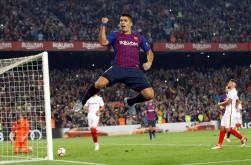 Barcelona 4-2 Sevilla, Cedera Lionel Messi Warnai Drama Enam Gol di Camp Nou