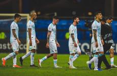 Copa America 2019: Kolombia Bungkam Argentina
