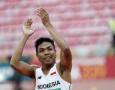 Cedera, Lalu Muhammad Zohri Batal Tampil di Asian Grand Prix 2019