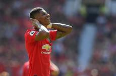 Marcus Rashford Memikul Beban Terlalu Berat di Manchester United
