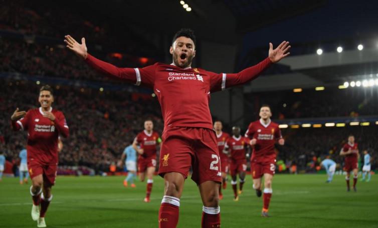 Liverpool Umumkan Skuat untuk Fase Gugur Liga Champions, Libatkan Oxlade-Chamberlain