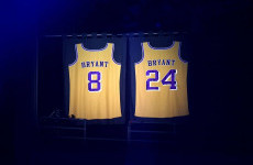 Nama Kobe Bryant Diabadikan untuk MVP NBA All-Star