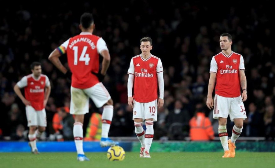 Kalah dari Brighton di Emirates Stadium, Arsenal Ulangi Periode Minor 42 Tahun Silam