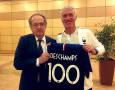 Pelatih Timnas Prancis Doakan Juventus Menangi Liga Champions