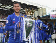 Hazard Raih Penghargaan Chelsea Player of The Year 2017
