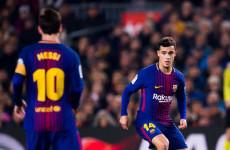 Ruang Ganti Barcelona Bikin Philippe Coutinho Terkesima