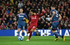 Mohamed Salah Belum Kehabisan Bensin
